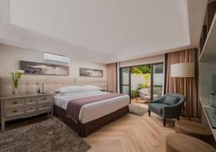 Wish Resort Foz Do Iguacu - Foz do Iguaçu - Bedroom