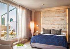 Salles Hotel Pere IV - Barcelona - Bedroom