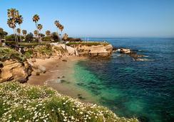 Inn by the Sea, at La Jolla - La Jolla - Beach