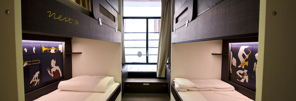 Free Hostels Barcelona - Barcelona - Bedroom