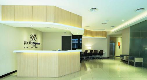 Pacific Express Hotel Central Market - Kuala Lumpur - Front desk