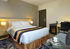 Pacific Express Hotel - Kuala Lumpur - Bedroom