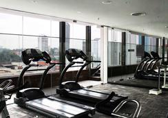 Pacific Express Hotel Central Market - Kuala Lumpur - Gym