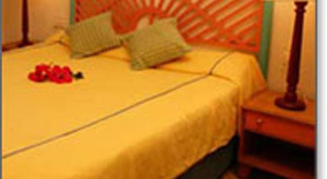 Calodyne Sur Mer Hotel - Grand Gaube - Bedroom