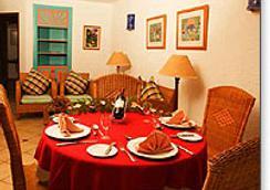 Calodyne Sur Mer Hotel - Grand Gaube - Dining room
