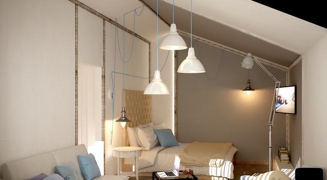 Dacha Del Sol - Anapa - Bedroom