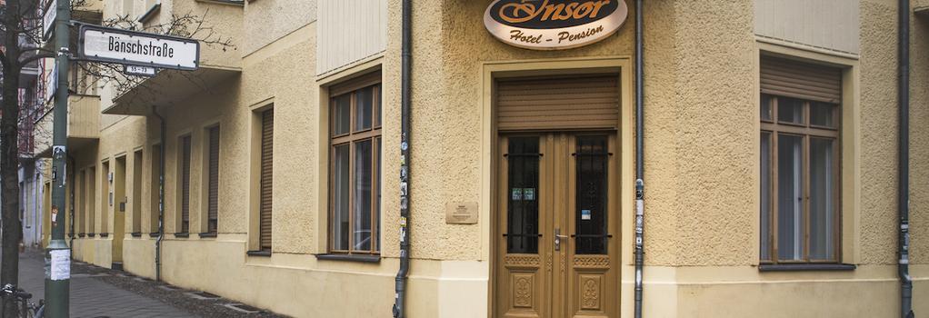 Insor - Berlin - Building
