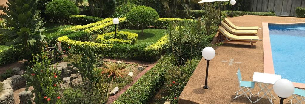 Zalhouse & Guest - Abidjan - Outdoor view