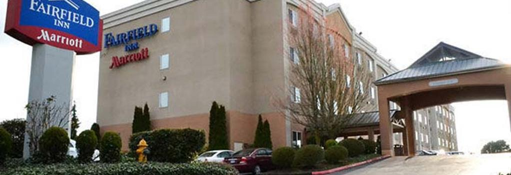 Fairfield Inn by Marriott Seattle Sea-Tac Airport - SeaTac - Building