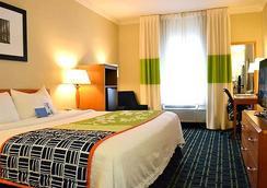 Fairfield Inn by Marriott Seattle Sea-Tac Airport - SeaTac - Bedroom