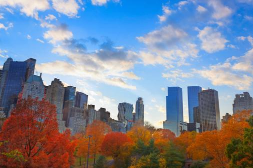 Hudson New York, Central Park - New York - Outdoor view