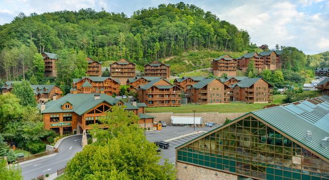 Westgate Smoky Mountain Resort & Spa - Gatlinburg - Building
