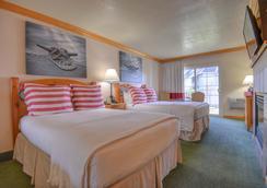 The Beach Retreat & Lodge at Tahoe - South Lake Tahoe - Bedroom