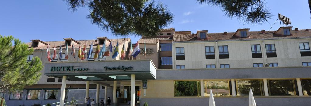 Hotel Puerta de Segovia - Segovia - Building