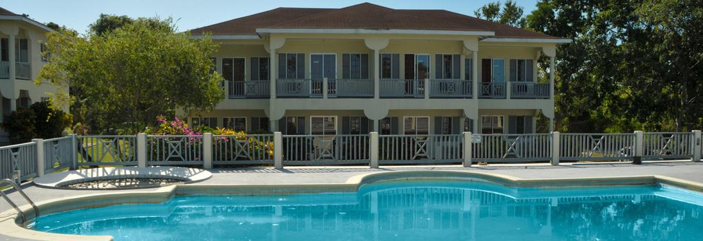 The Royal Hummingbird Resort - Negril - Building