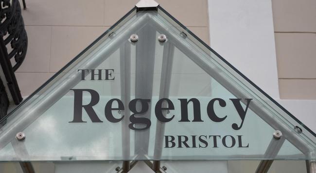 The Regency Bristol Hotel - Bristol - Building