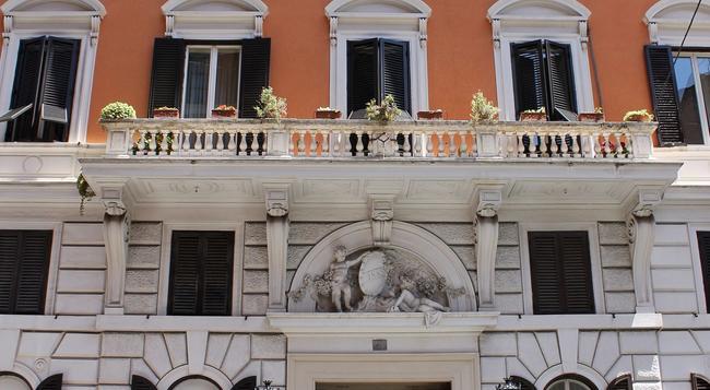 Hotel Seiler - Rome - Building