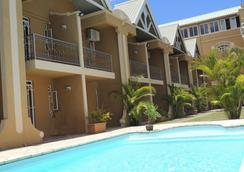 Elysee Residence - Trou Aux Biches - Outdoor view
