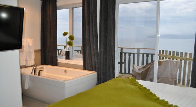 Riôtel Percé - Percé - Bedroom