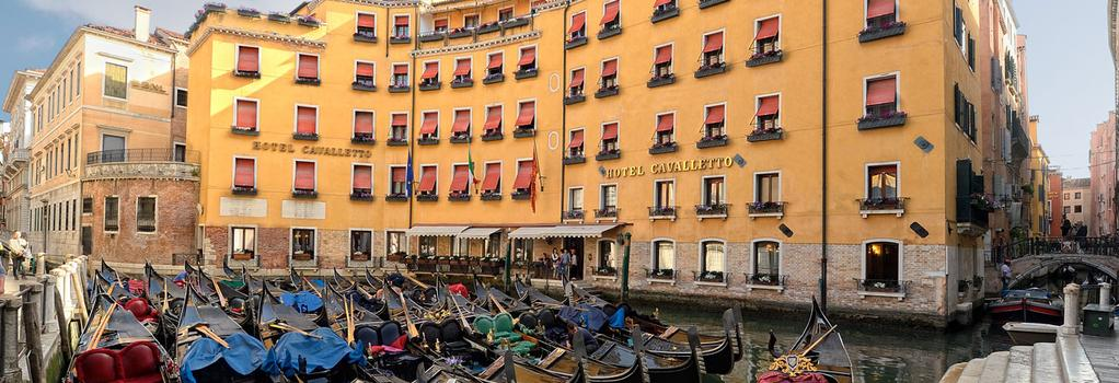 Hotel Cavalletto e Doge Orseolo - Venice - Building