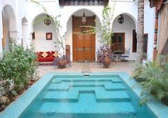 Riad Ghali & Spa - Marrakesh - Pool