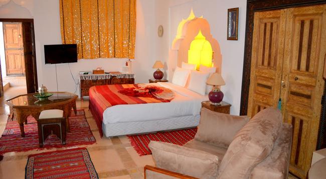 Riad Ghali & Spa - Marrakesh - Bedroom