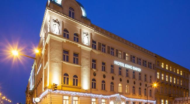 Hotel King David Prague - Prague - Building