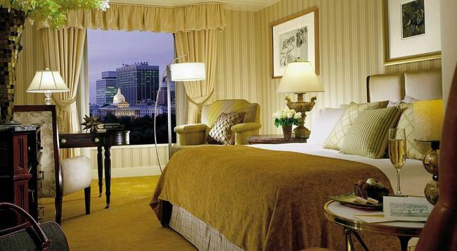 Four Seasons Boston - Boston - Bedroom