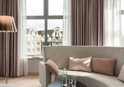 NH Collection Amsterdam Grand Hotel Krasnapolsky - Amsterdam - Living room