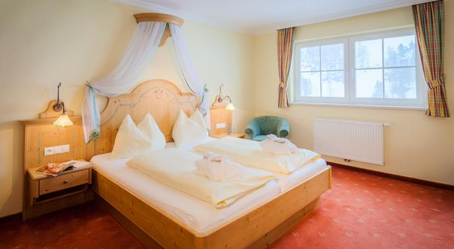 Apparthotel Hubertus - Tamsweg - Bedroom