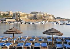 Marina Hotel Corinthia Beach Resort - St. Julian's - Balcony