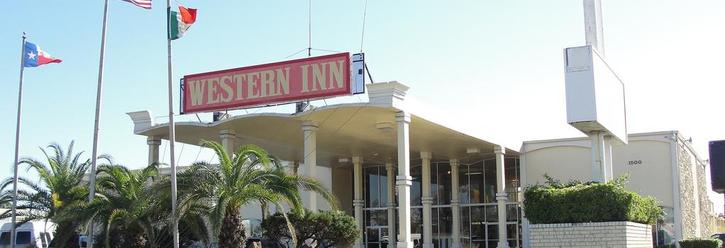 Western Inn - Houston - Building