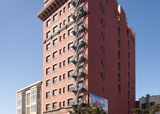 Ramada Gaslamp Convention Center-The Historic St James Hotel
