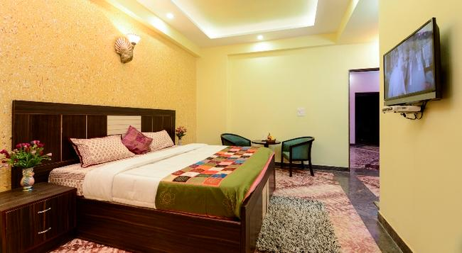 Rainbow Home Stay - Agra - Bedroom