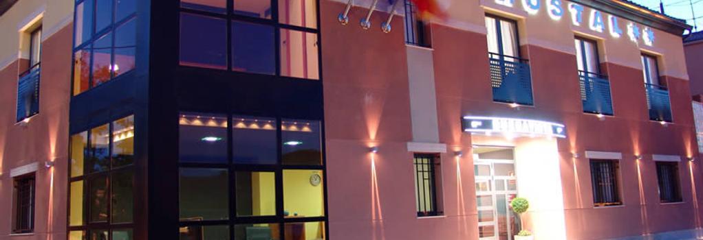 Buenavista - Cuenca - Building