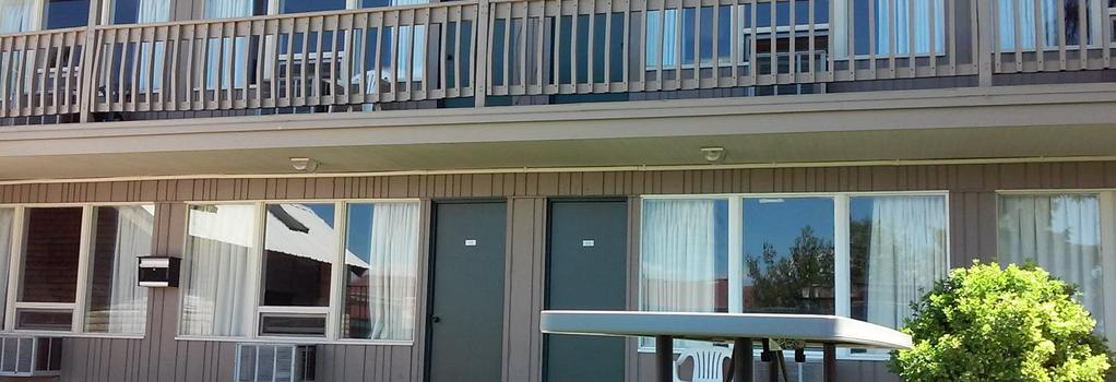 Motel Oasis Inn - Moses Lake - Outdoor view
