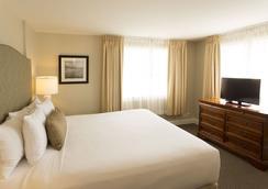 Shearwater Inn - Lincoln City - Bedroom