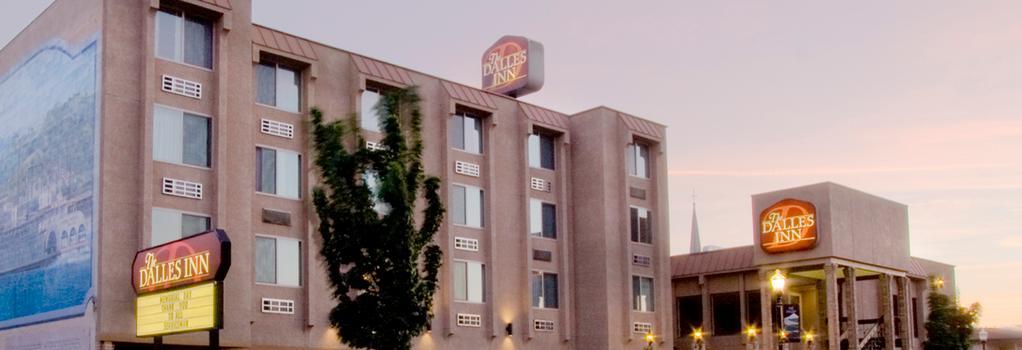 The Dalles Inn - The Dalles - Building