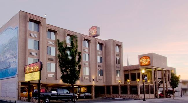 The Dalles Inn - The Dalles - Building