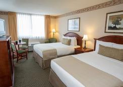 The Dalles Inn - The Dalles - Bedroom