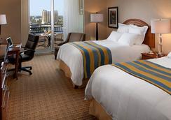 Tampa Marriott Waterside Hotel and Marina - Tampa - Bedroom