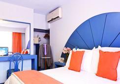 Mision Aguascalientes Zona Sur - Aguascalientes - Bedroom