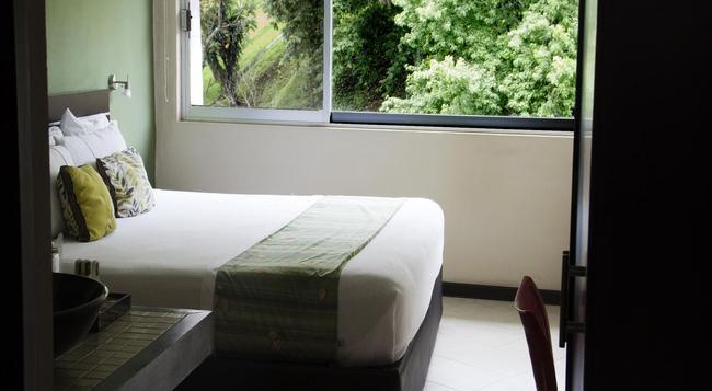 Misión Express Xalapa Los Lagos - Xalapa-Enríquez - Bedroom