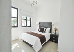 Misión Grand Cuernavaca - Cuernavaca - Bedroom
