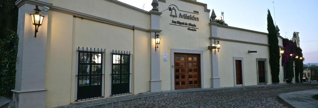 Misión San Miguel De Allende - San Miguel de Allende - Building