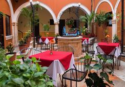 Mision Campeche America Centro Historico - Campeche - Restaurant