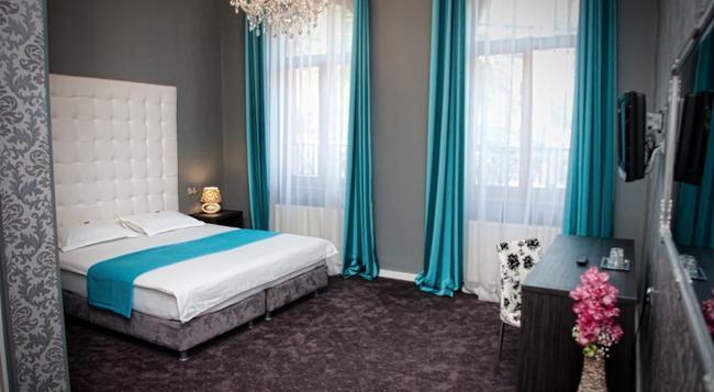 Siago Hotel - Cluj Napoca - Bedroom