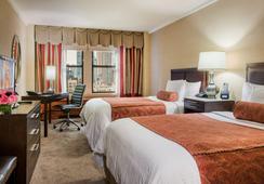 The Belvedere Hotel - New York - Bedroom
