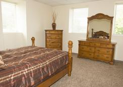 The Hudson Suites Extended Stay Hotel - New Castle - Bedroom