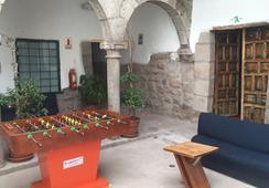 Sungate Hostel - Cusco - Lobby